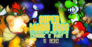 SMB Heroes of the Stars Epsiode 2 Part 2 is done by KingAsylus91