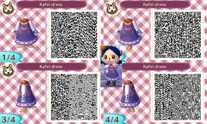 [AC-NL] Kafei Dress QR codes by Attention2Detaille