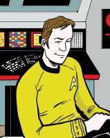 KIRK Print by phymns