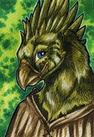 DhTier ACEO by Natoli