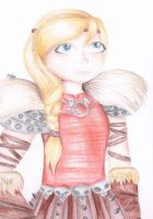 Astrid by DrawingInDreams