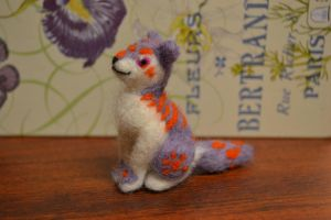 Needle Felting, Ai 2 by feltieflaffy