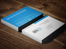 DF Business Card 2 by MisGraphics