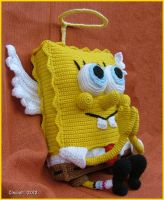 Holy Spongebob by Cinciut