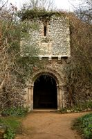 Castle Entrance2 by NickiStock