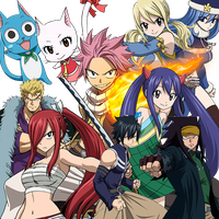Fairy Tail New Designs Render Pack by Zebaz-DarkSlayer