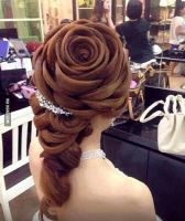 Hairdress Rose by LaSto4ka-X