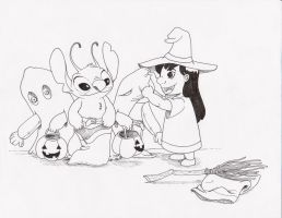 Inktober 2015: Day 13 by Akei-Tyrian