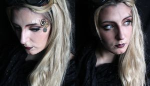 Steampunk Makeup by SelyaMakeup