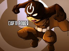 Cap'N Power by HawkStudios