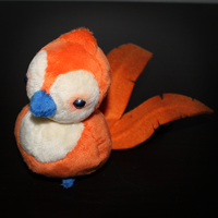 World of Warcraft - Pepe head plushie by SuperSiriusXIII