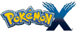 Logo - Pokemon X by aschefield101