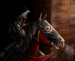 From Shadow (Waiting  for Assassin's Creed III) by Catherine-PL