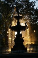 Fountain by flowersteph