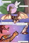 The Bat the Bird and the Beasts Part 2 by JessCurious