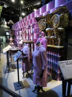 Dolores Umbridge's ministry of magic office by Sceptre63