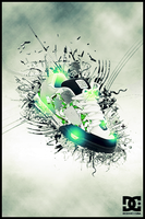 DC shoe by smorba