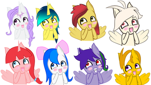 Pervy Friends by Mystic-L1ght