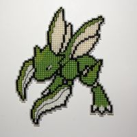Scyther by behindthesofa