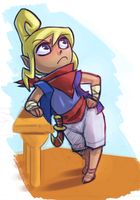 Tetra Doodle by G-3-n-o