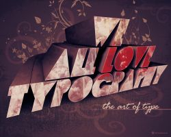 The Art of Type by boeck