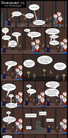 Dungeons 3.5-The Plot Congeals by Jtcgh
