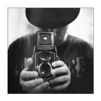 Minolta Self by cameraflou