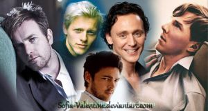 Favourites in Acting by Sofia-Valentine