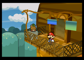 New Paper Mario Screenshot 011 by Nelde