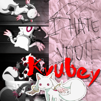 I Hate Kyubey by Michalv