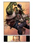 Old man Logan color by logicfun