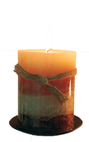 Candle PNG by oxygun