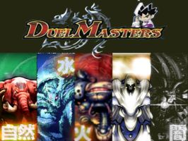 Duel Masters 5 civs by flaminphoenixrlzusll