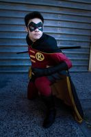 Tim Drake / Robin by lordwosh
