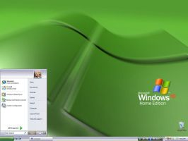 Windows XP SP3 Build 6000 WooT by nienor77