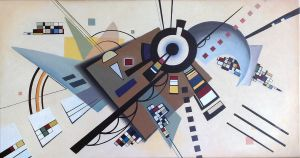 inspired by kandinsky by YelloTy
