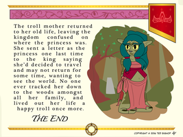 Another Princess Story - Old Life Resumes by Dragon-FangX
