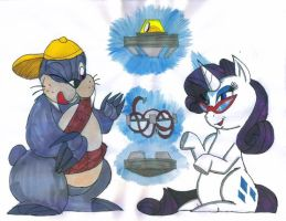 Crafting Couple by Gojira007