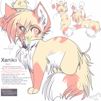 UPDATE- Xeni Ref by Trixity