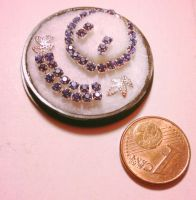 Miniature Jewelry display by Katie9999
