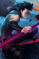 Lancer by Aka-Shiro