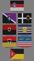 The Flags of Osmereich by Kaloith