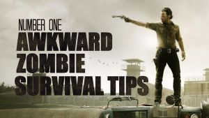 AWKWARD ZOMBIE SURVIVAL TIPS! (FUNNY VIDEO) by XanderComicsInc