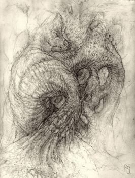 Spawning Organic Creature by aaronsimscompany