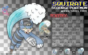 PKMN-SQUIRATE by ArmoroAndBeyond