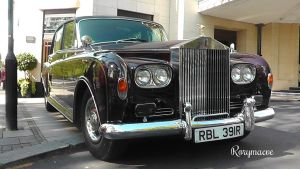 1975 Rolls Royce Phantom VI by The-Transport-Guild