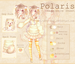 Polaris Reference Sheet by Vanny-nyah
