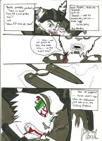 Ratchet Vampire page 1 by Project-GAME