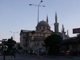 chapel mosque in antep by angelusmd