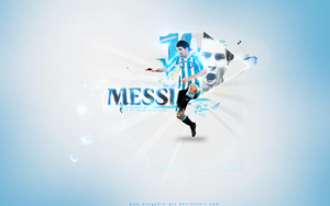 messi argentina wall v1 by avogadro-gfx